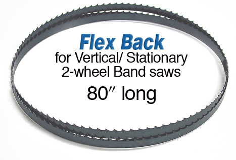 80 Long Band Saw Blades