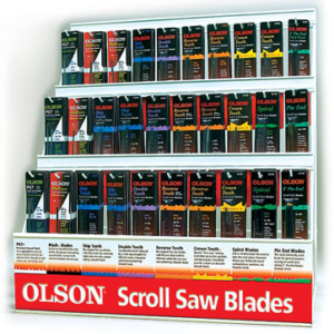 Scroll Saw Blades