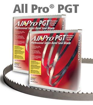 All Pro® PGT Premium Band Saw Blades