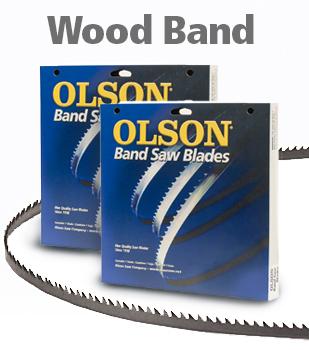 Wood Band Blades