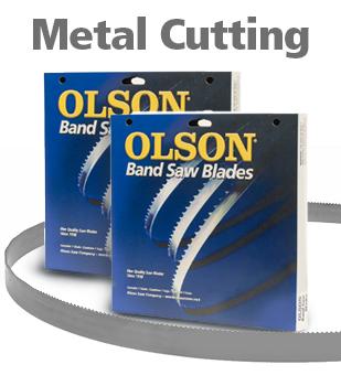 Metal Cutting Band Saw Blades