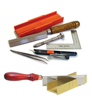 Miter Boxes and Sets