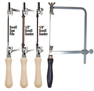 Jeweler's Blades and Saws