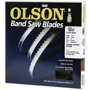 Flex Back Band Saw Blades