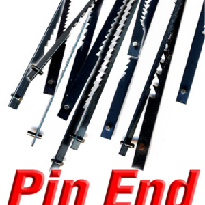 "Pin End Scroll Saw Blades - 5"", 3"" and 4"""