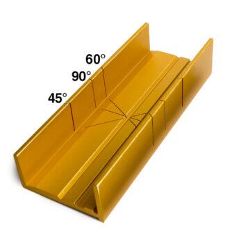 Thin Slot Miter Box