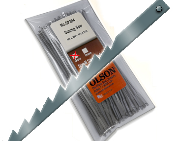 144-Pack Coping Saw Blades
